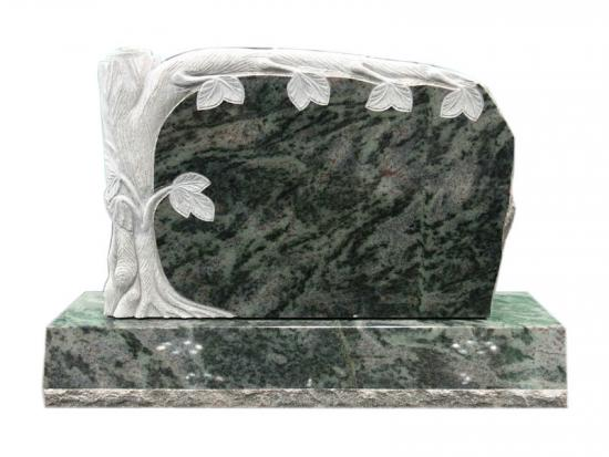 Granite Tree Headstone Designs